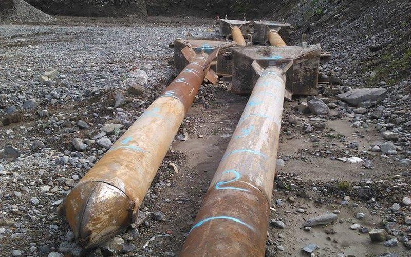 Ex-Orly, San Fedele: realizzazione pali
