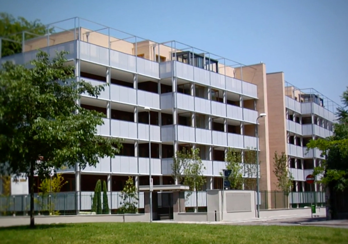 VIDEO: Struttura Edificio Via Alerami – Milano